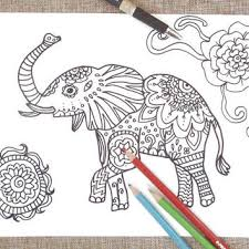 Small Picture Best Coloring Pages To Print Products on Wanelo