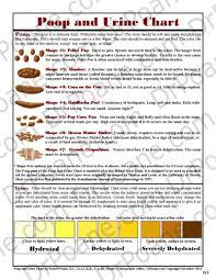 urine chart dr poane s