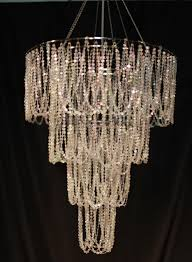 epic the happy homebo s diy fauxtal chandelier with appealing small chandeliers and burdy s