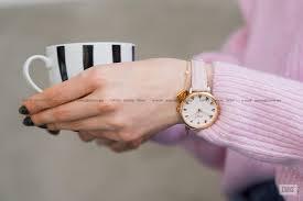 fossil es4351set women s jacqueline leather watch bracelet