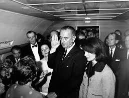 lbjs office president. President Lyndon B. Johnson Sworn In Aboard Air Force One Lbjs Office 0