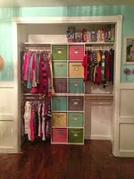 One Thrifty Chick: Quick Fix Closet Organization Two 6 cube organizers  stacked on top of