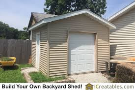 D Pretty Small Garage Door For Shed Ideas