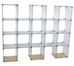 Glass Stands For Display Glass Display Floor Handbag Display SOAP WORKSHOP AND STORE 36
