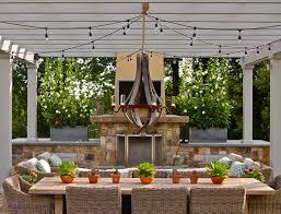 paradise traditional patio