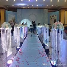 tall elegant crystal chandelier table top wedding tale chandelier wedding centerpiece table centerpiece crystal decorative personalized party