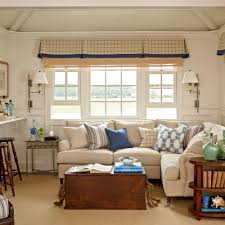 40 Living Rooms with Coastal Style. Beachy Room DecorSeaside Cottage ...
