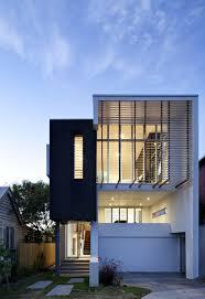house plan strikingly beautiful narrow lot modern infill house plans