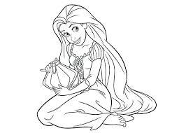 Disney Princess Coloring Pages Princess Color Page Good Princess