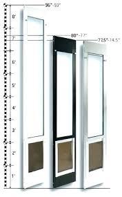 dog door for screen door pet door for sliding glass door screen door with dog door