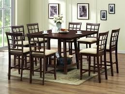 black pub table and chairs studio modern pub dining table set pub dining table and chairs