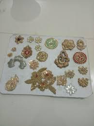 Small Buti Design Small Buti Hand Embroidery Embroidery Patches