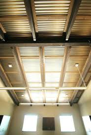 galvanized metal ceiling corrugated metal ceiling kitchen corrugated ceiling ideas hall rustic with corrugated galvanized iron