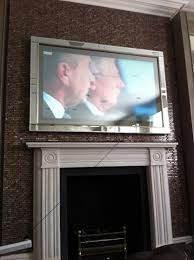 architecture tv mirror glass modern com for magic advertising screen within 0 from