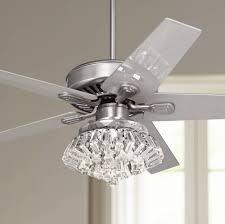 full size of lighting wonderful crystal chandelier ceiling fan 7 light kit hang from fans