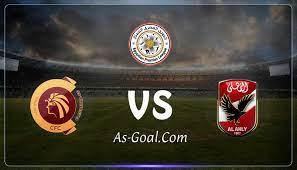 موعد مباراة الأهلي وسيراميكا في الدوري المصري