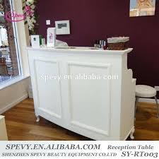 hair salon reception desk white counter cashier on desks australia