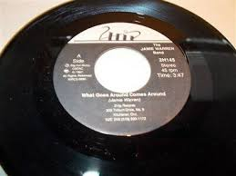 The Jamie Warren Band . What Goes Around / Break My Heart Anytime . HIP .  45 | eBay