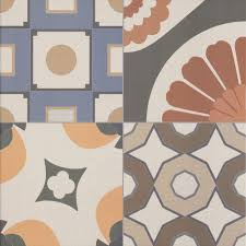 Patchwork Effect Tiles Zellij Floor Tiles from Walls and Floors - Leading  Tile Specialists - Over 20 Million Tiles In Stock - S.