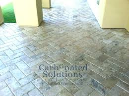 cost sealing 2 cleaning patio s designs vs concrete travertine pavers how much do colors and