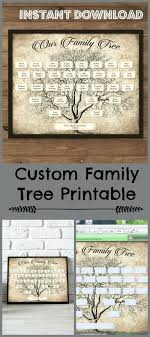 Genealogy Form Templates Ancestry Book Template