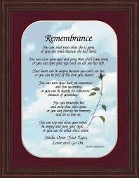 In Memory Of A Loved One Quotes Inspiration Memory Poems Of Lost Loved Ones Poemdocor