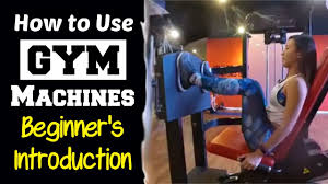 how to use gym machines plete beginner s introduction joanna soh
