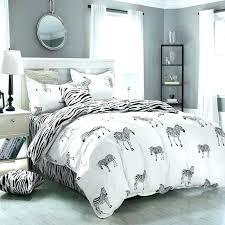 zebra bedding sets full zebra bedding set king twin size zebra print bedding bed sheet polyester