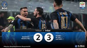 WATCH - Highlights AC Milan 2 - 3 Inter: A Classic ...