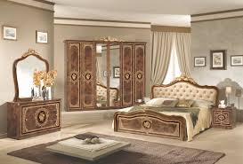 Italian Furniture Bedroom Aida Italian Classic Bedroom Set