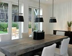 reclaimed table modern rustic furniture recycled the color palette is restricted and interest is added brooklyn modern rustic reclaimed wood