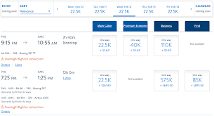American Airlines Award Travel Chart American Airlines Expected To Use Dynamic Award Pricing