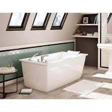 Maax Freestanding Tubs Maax Bath Tub Optik 6032 F Kohler Freestanding Tubs  60 Inches