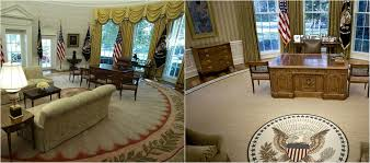oval office picture. Oval Office Renovations Picture P