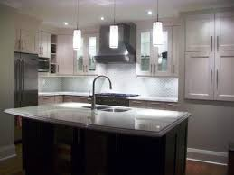 Houzz Kitchen Tile Backsplash Houzz Painted Oak Kitchen Cabinets
