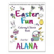 Easter Coloring Book Lillian Vernon