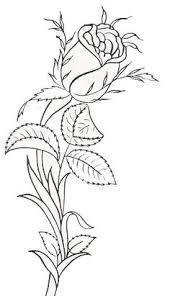 rose tattoo design art ideas