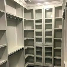 impressing california closets of full size cost custom closet