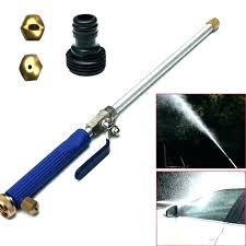garden hose power washer high pressure water attachment home stanley adapter
