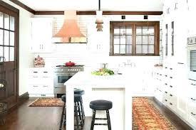 wedge rugs l shaped rug kitchen runner like leaves shape