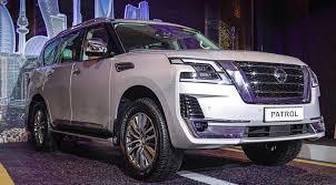 2020 Nissan Patrol Made Its Global Debut In The Uae Motoraty