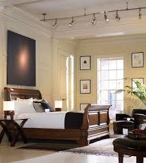 Accent Light in the Bedroom: While lighting artwork is often considered  essential in public rooms
