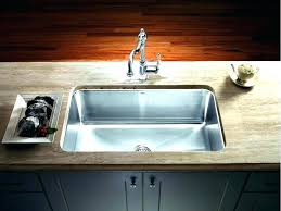16 gauge top mount double bowl stainless steel kitchen sinks gauge stainless steel sink amazing stainless