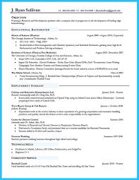 Biotech Resume Examples Data Center Manager Resume Sample