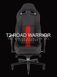 The corsair t2 road warrior gaming chair is constructed with steel and aluminum for durability and its roller wheels improve stability. Corsair Hochwertige Gaming Equipment Corsair Gaming Chairs