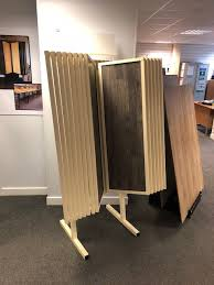 laminate swing arm stand 28 samples
