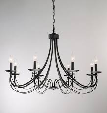 best 25 black chandelier ideas on gothic chandelier with regard to attractive house white wrought iron chandelier prepare