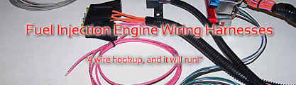 fuel injection harnesses gm fuel injection wiring harness stand alone harness ls1 lt1 ls6 tuned port aftermarket wiring harness pcm programming ls1 engine swap vortec engine harness