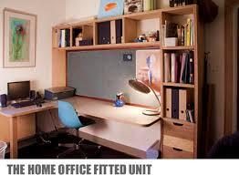 home office shelf. birch plywood home office shelf