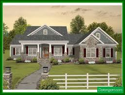 one story house plans with porch. One Story House Plans With Porch - Www.pyihome R